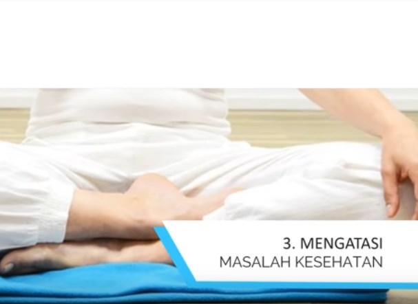 PEMAHAMAN  Tafakur Meditasi Islam