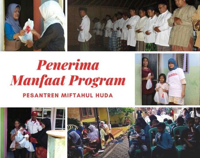 Zakat Pendidikan Umat di Pesantren Miftahul Huda